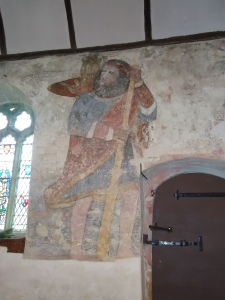 St Christopher, Breage